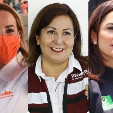 Las ganadoras no electas en Michoacán