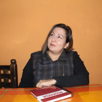 Michoacán requiere ya gobernabilidad: Myriam Martínez