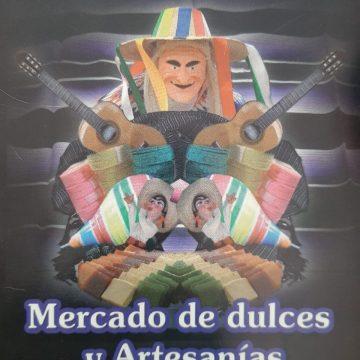 """Mercado """"Valentín Gómez Farías"""" cumple 53 años de ofrecer Dulces y Artesanías"""