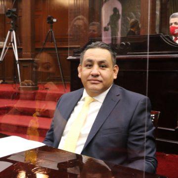 Habremos de recuperar la confianza ciudadana en el Poder Legislativo: Víctor Manríquez