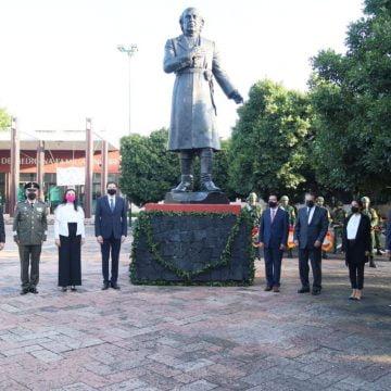 Conmemoró Ayuntamiento de Morelia aniversario de la Independencia