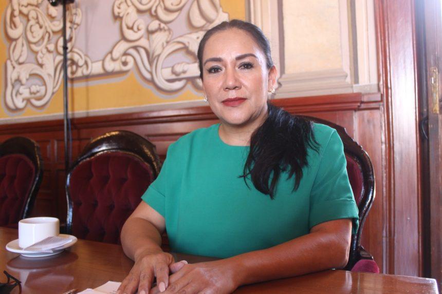 """Regidora Claudia Lázaro presentó punto de acuerdo para que policías protejan a las """"Nenis"""""""