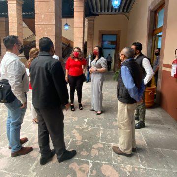 Busca Congreso del Estado que PC revise estructura y medidas de prevención en sus sedes