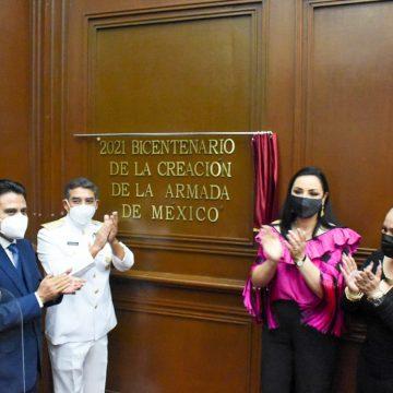 Armada de México vela por la integridad del territorio michoacano y la vida humana: Mario Maqueda