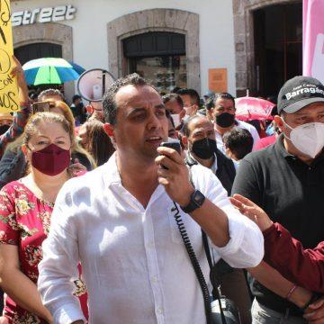 Asamblea ciudadana evita el atraco a los bienes del Estado: Juan Pablo Celis