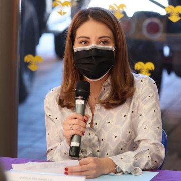 Morelia volverá a brillar con inclusión y cuidado del medio ambiente: Paola Delgadillo