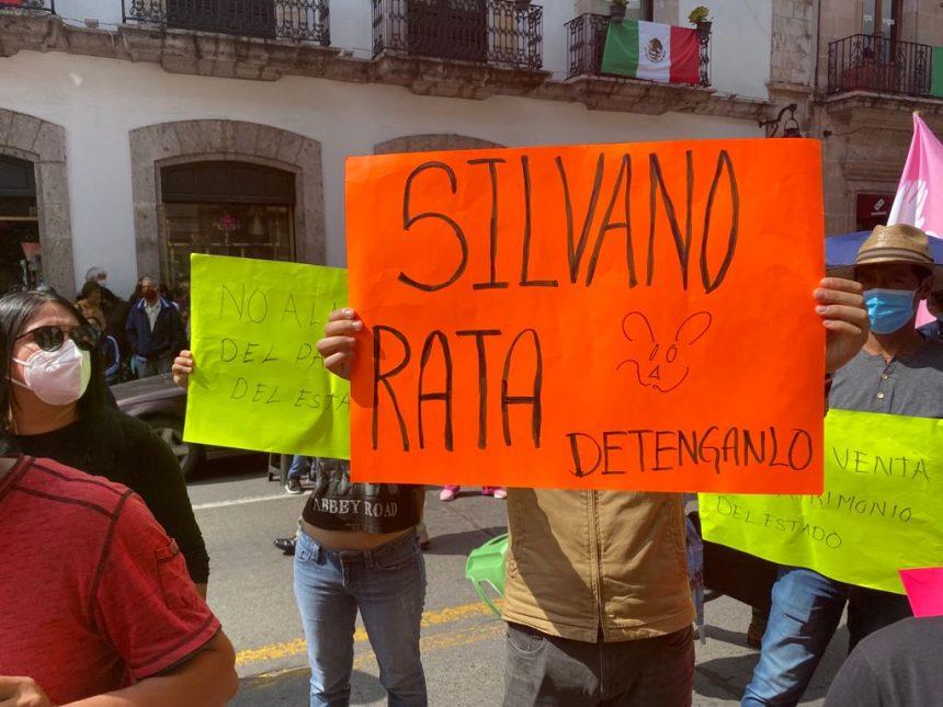 Cárcel a Silvano Aureoles Conejo: CNTE