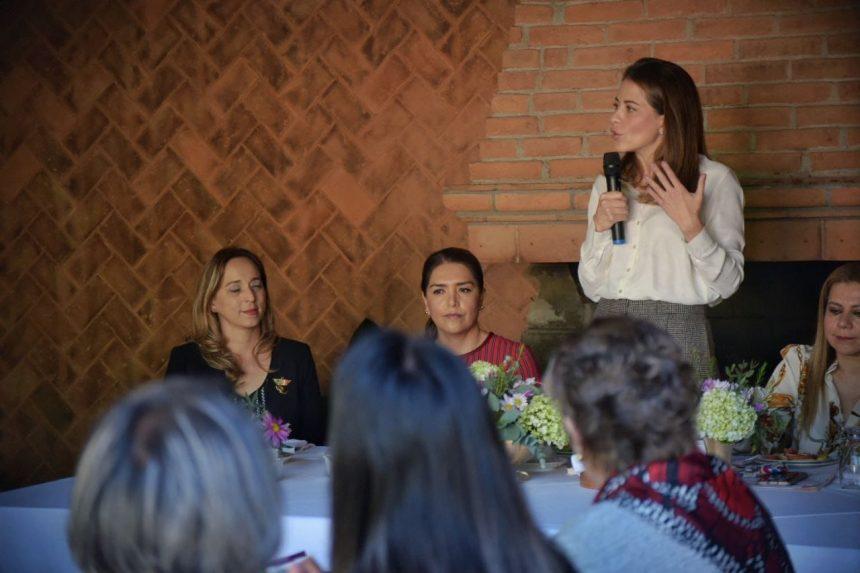 Queremos un Morelia con oportunidades, turismo y empleo: Paola Delgadillo