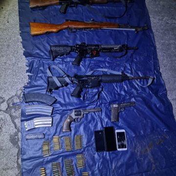 Detienen a 3 presuntos integrantes de un cartel en Zacapu