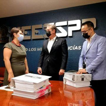 Tras su fracaso como Comisionada de Seguridad del Ayuntamiento de Morelia, nombran a Julissa Suárez Bucio titular del IEESSPP