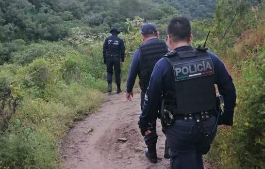 Realizan operativo de seguridad en los Filtros Viejos de Morelia