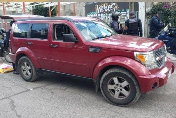 SSP detiene a 6 hombres armados a bordo de camioneta robada